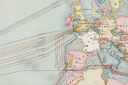 Submarine Cable Map 2013 b