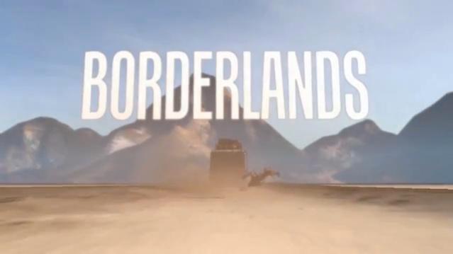 Border Lands title
