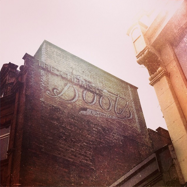J Howells Ghost Sign 12